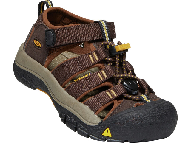 Keen Newport H2 Sandals Ungdom coffee bean/bison